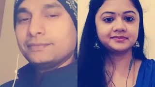 Santhana katre senthamil ootre smule duet song by maruthinambi