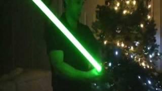 How To Make a Lightsaber - LEDs & Crystal Focus