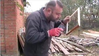 Обработка дерева морилкой и лаком, ручная дуйка(Уважаемы друзья в этом видео хочу показать практичность моего изделия для нанесения морилки и лака на дере..., 2016-10-22T16:07:31.000Z)