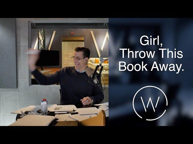 Girl, Throw This Book Away.