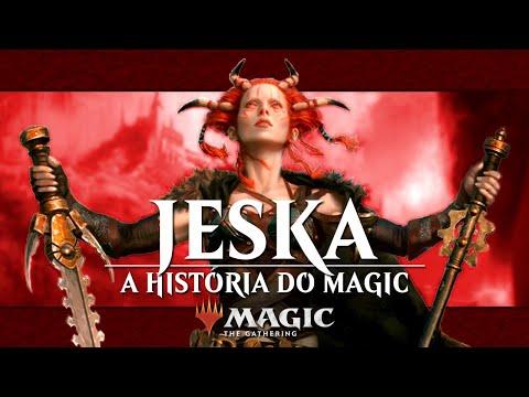 JESKA - Magic: