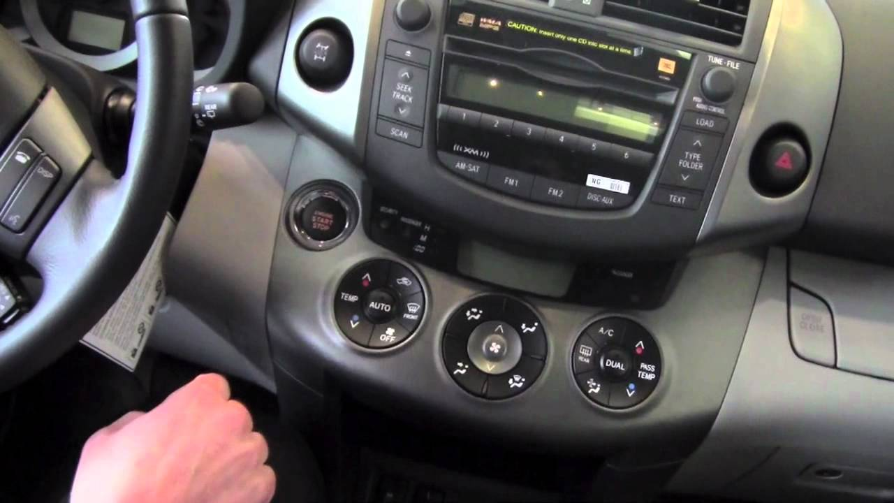 2011 Toyota Rav4 Engine Immobilizer How To By
