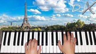 Sous le ciel de Paris Video Lesson \ ПОД НЕБОМ ПАРИЖА ВИДЕОУРОК