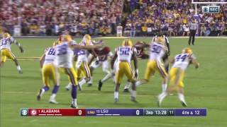 Alabama @ LSU, 2016 (in under 29 minutes)
