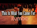 RUMBA | Dj Ice - This Is What You Came For (25 BPM)