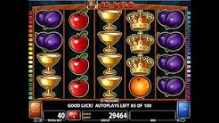 40 TREASURES online free slot SLOTSCOCKTAIL casino technology