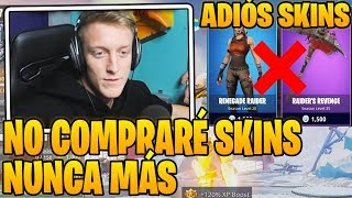 It was NOT TO BUY SKINS AGAIN Because Fortnite LO **CITY** 😨😨