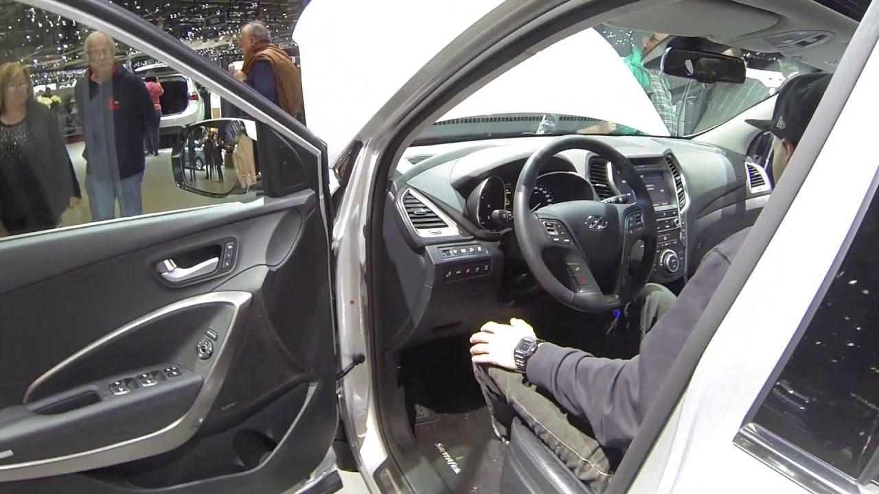 Hyundai Santa Fe Mk3 Obd2 Diagnostic Port Location Youtube 2000 Sonata Fuse Box