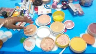 Step by step pancake makeup video Bangla । কিভাবে পার্লারের মেকাপ বানাবেন ?