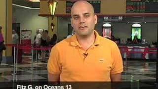 Movie Review of Ocean