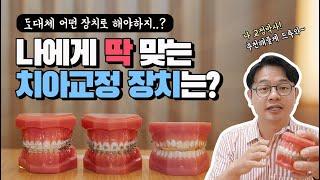 부산교정치과 나에게 딱 맞는 치아교정 장치는? 예쁜미소…