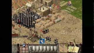 Stronghold Crusader - Blitzkrieg Strategy(Multyplayer)(HD)