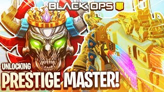 Call of Duty: Black Ops 4 World's First Prestige Master Live Stream