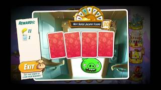 Angry Birds 2. Tower of fortune gameplay
