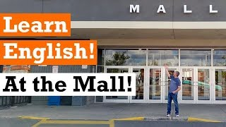 Let's Learn English at the Shopping Mall | English Video with Subtitles