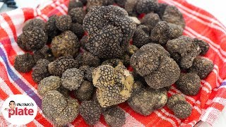 ABRUZZO TRUFFLE LUNCH | What to do with TRUFFLES ?!?!?!