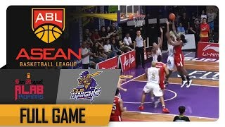 ABL '18-'19: San Miguel Alab Pilipinas vs. CLS Knights | Full Game | 4th Quarter | Dec 16, 2018