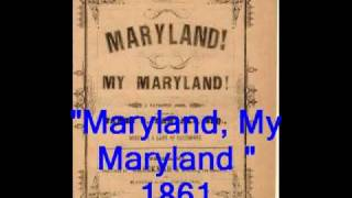 Victorian America 3 : Maryland , My Maryland, 1861