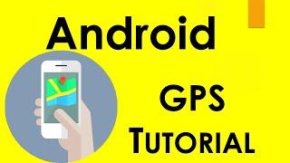 Android Studio GPS location tr…