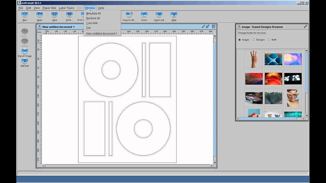 Expressit Label Software