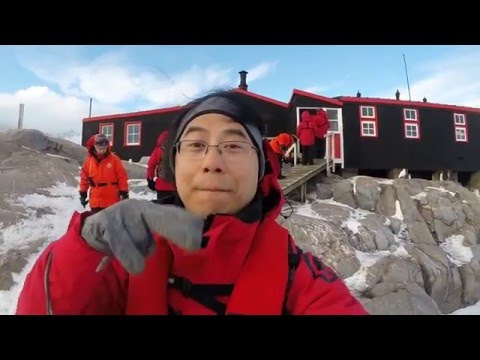 My trip to Antarctica