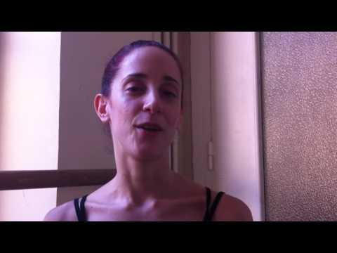 Temoignage de Alkisti Angelatou - diplômée de Paris Marais Dance School