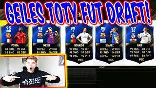 FIFA 17 - GEILE TOTY FUT DRAFT CHALLENGE! ⛔️😎⛔️ - ULTIMATE TEAM (DEUTSCH)
