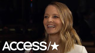 Jodie Foster Reminisces About Her Most Iconic Roles | Access