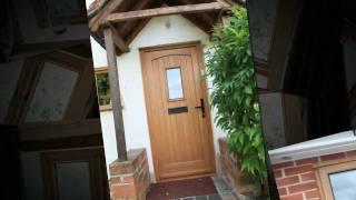 Richmond Oak | Hardwood Windows & Doors