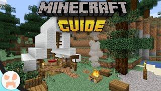 A FRESH START! | Tнe Minecraft Guide - Minecraft 1.17 Tutorial Lets Play