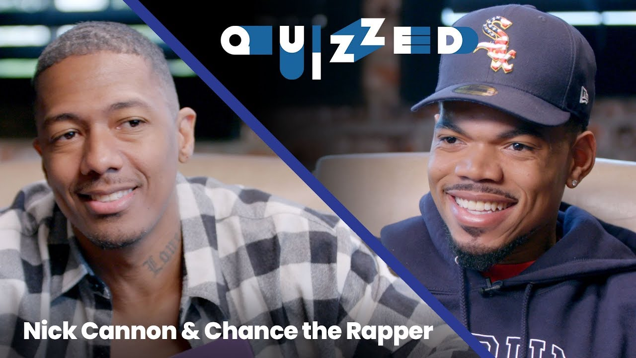 Chance The Rapper Gets Quizzed By Nick Cannon On Drumline Billboard Youtube