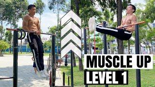 Hướng dẫn KÉO XÀ CHẠM C.H.I.M  - How To Do HIGH PULL UP - Làng Hoa Workout