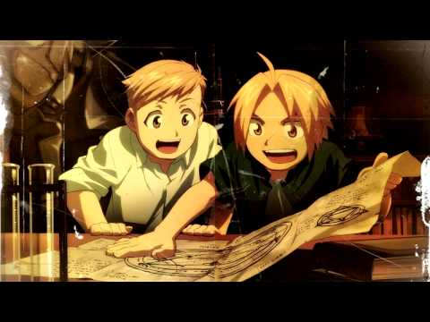 Best of Fullmetal Alchemist Brotherhood OST [320 kbps]