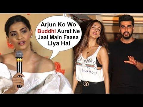 Sonam Kapoor HATES Malaika Arora For DATING Brother Arjun Kapoor
