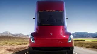 2019 New Amazing Truck: 2019 Tesla Semi – Electric Truck, MUST SEE