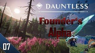 Dauntless [Closed Beta] ◘ Part 07   Ziele: 2v1 Gnasher und Shrike  [Sword]