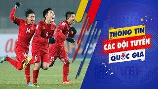 U23 Việt Nam thuộc nhóm hạt giống số 1, thi đấu trên sân nhà tại VL U23 châu Á 2020   VFF Channel