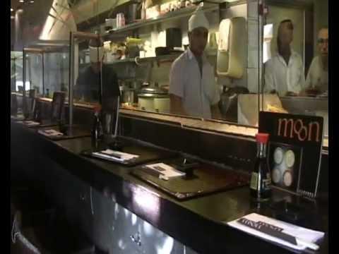 Sushi In Tel Aviv?
