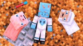 Alien Andamp Villager Life 2 - Minecraft Animation