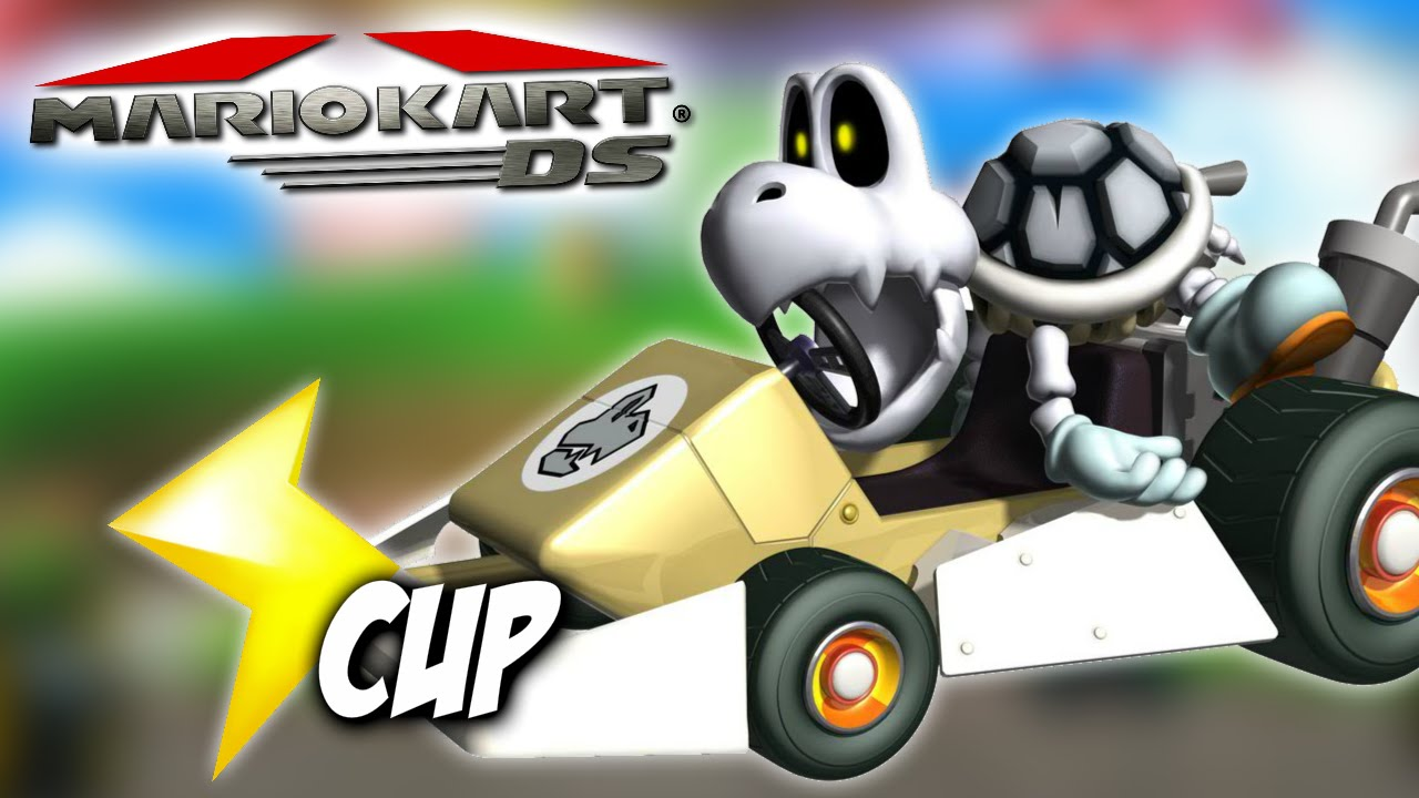 Mario Kart Ds Lightning Cup Youtube - Www imagez co