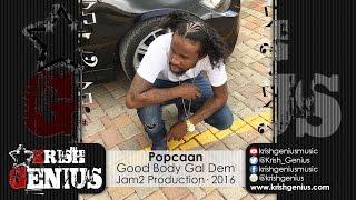 Popcaan - Good Body Gal Dem (Raw) Repost Riddim - June 2016