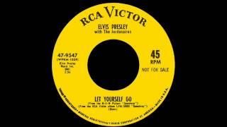 Elvis Presley - Let Yourself Go