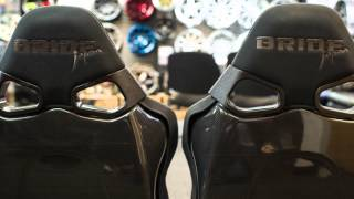 Bride Japan Edition Vorga Seats