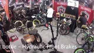 3G Bikes The SPARK E.mov