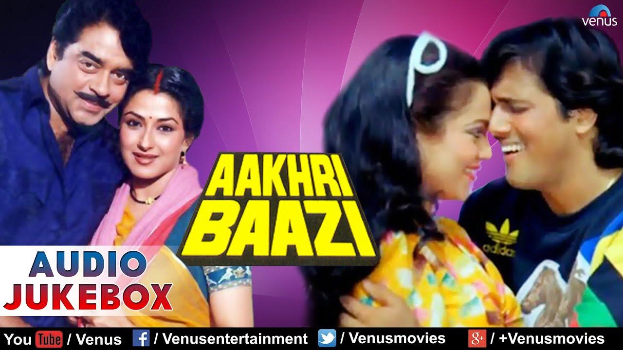 Download Aakhri Baazi Full Songs | Govinda, Sonam, Mandakini, Shatrughan Sinha | Audio Jukebox