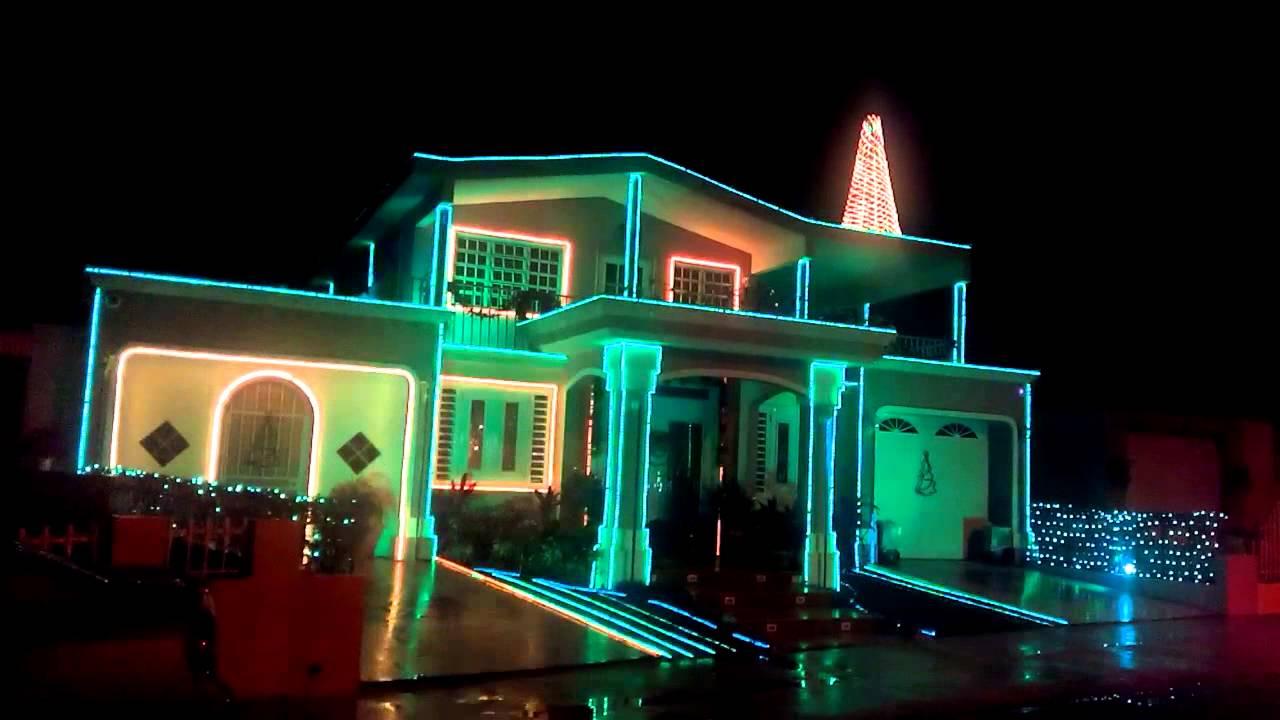 Casa con luces ceiba youtube for Case con casa suocera