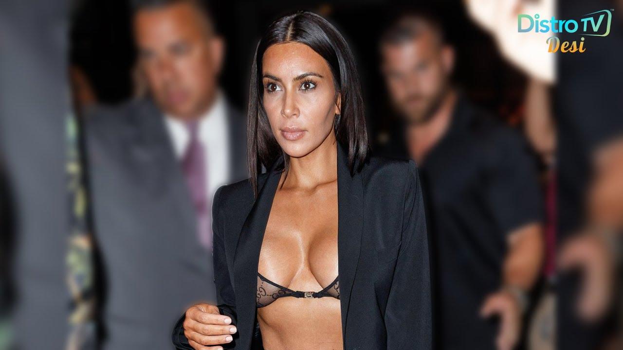 Kim Kardashian Inspires Ananya Panday And Katrina Kaif with Bra Under Blazer look - Weekly Roundup