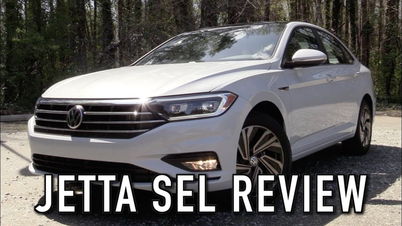 2019 Volkswagen Jetta SEL Premium: Start Up, Test Drive & In Depth Review - YouTube