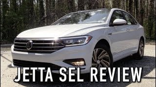 2019 Volkswagen Jetta SEL Premium: Start Up, Test Drive & In Depth Review