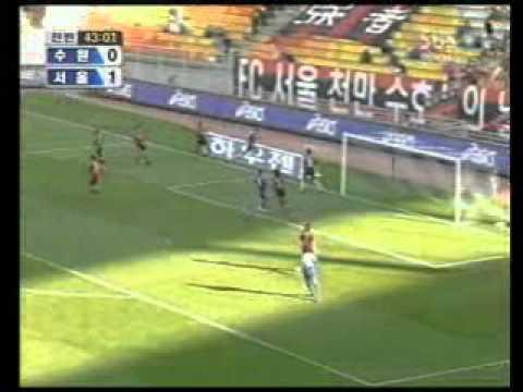 [HL] 20051023 - Suwon Samsung BlueWings vs FC Seoul